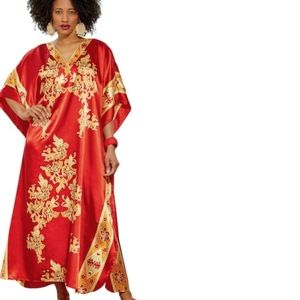 🆕️Ashro red caftan